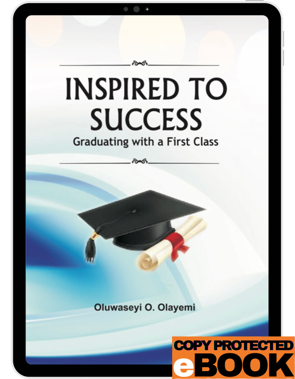 Inspired to Success-Graduating with a First class
